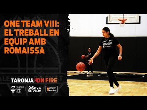 One Team VIII – El trabajo en equipo con Romaissa