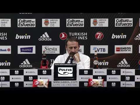 Post J9 Turkish Airlines Euroleague vs Zenit
