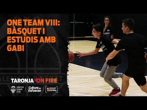 One Team VIII – Baloncesto y estudios con Gabi