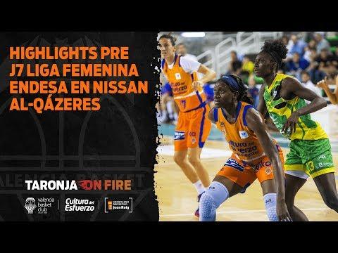 Highlights J7 Liga Femenina Endesa en Nissan Al-Qázeres