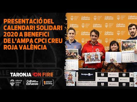 Presentación Calendario Solidario 2020