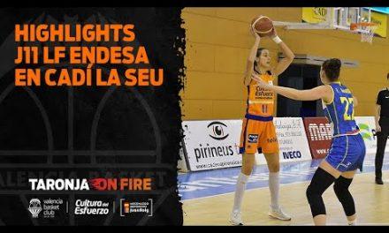 Highlights J11 Liga Femenina Endesa en Cadí La Seu