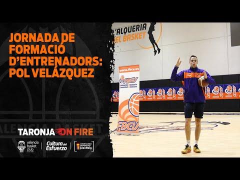 Jornada de formación para entrenadores Minicopa con Pol Velázquez y Ángel Cepeda