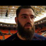 Declas Bojan Dubljevic post 5.000 puntos con VBC