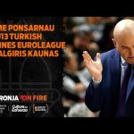 RP Jaume Ponsarnau pre J13 Turkish Airlines Euroleague en Zalgiris