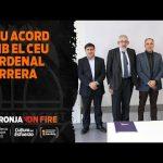 L'Alqueria LAB y la UCH-CEU firman un acuerdo de colaboración