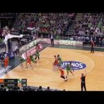 3+1 Vanja Marinkovic en Zalgiris J13 Turkish Airlines Euroleague