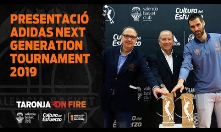 Presentación Adidas Next Generation Tournament 2019