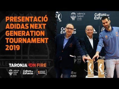 Presentación Adidas Next Generation Tournament 2019