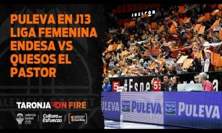 Puleva en J13 Liga Femenina Endesa vs Quesos el Pastor