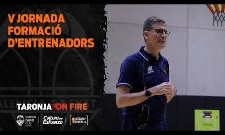 V Jornada Formació d'entrenadors