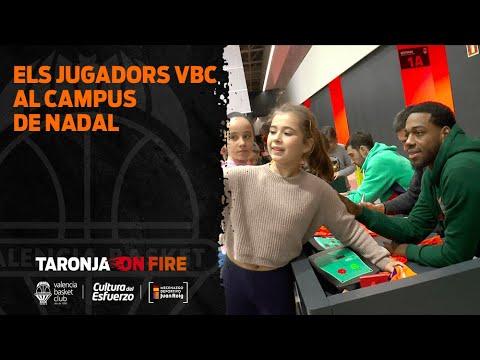 Visita Campus de Nadal 2019