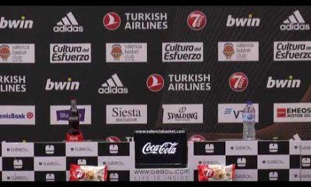 RP Post J17 Turkish Airlines Euroleague vs ALBA Berlin
