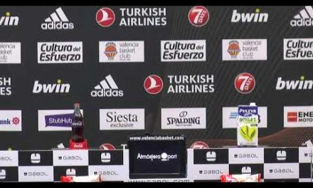RP Post J18 Turkish Airlines Euroleague vs Olympiacos