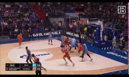 Semigancho Alberto Abalde en Zenit SPB J20 Turkish Airlines Euroleague