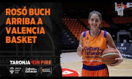 Rosó Buch llega a Valencia Basket