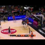Mate Bojan Dubljevic en J18 Liga Endesa en UCAM Murcia