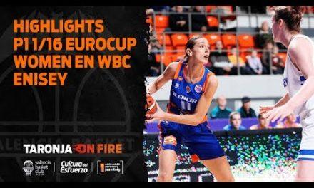 Highlights P1 1/16 Eurocup Women en WBC Enisey
