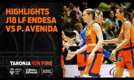 Highlights J18 Liga Femenina Endesa vs Perfumerías Avenida