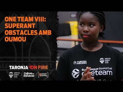 One Team VIII – Superando obstáculos con Oumou