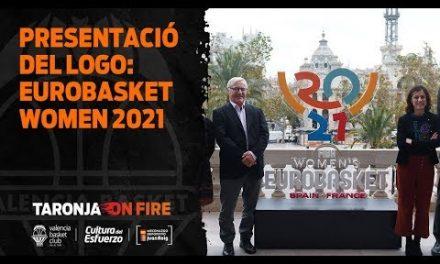 Presentación del logo del EuroBasket Women 2021