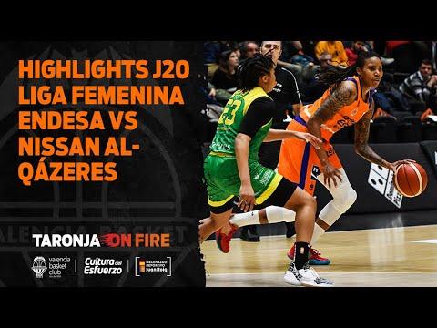 Highlights J20 Liga Femenina Endesa vs Nissan Al-Qázeres