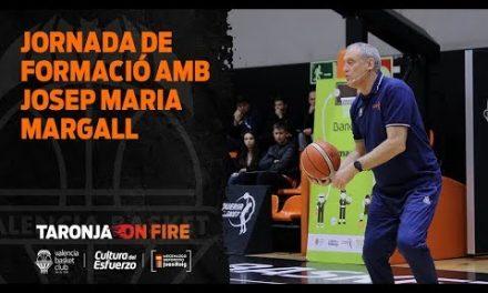 Jornada de formación de entrenadores con Josep Maria Margall