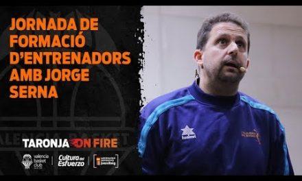 Jornada de formación con Jorge Serna