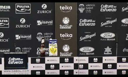 RP post Lointek Gernika P2 Ronda de 8 EuroCup Women