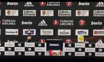 RP post J26 Turkish Airlines Euroleague vs Fenerbahce Beko