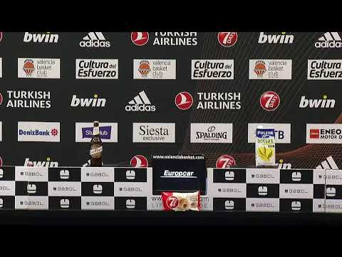 RP post J26 Turkish Airlines Euroleague vs Fenerbahce Beko