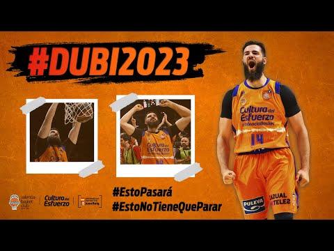Valencia Basket y Bojan Dubljevic renuevan hasta 2023