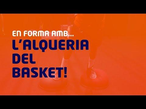 En forma con L'Alqueria del basket – Víctor Pérez