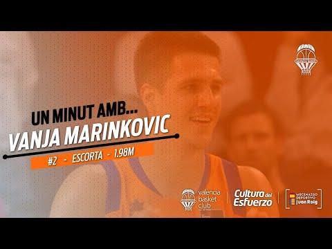 1 minuto con Vanja Marinkovic
