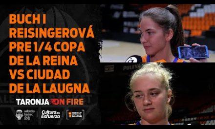 Rosó Buch y Julia Reisingerová Media Day pre Copa de la Reina