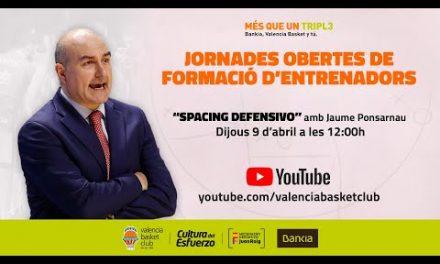 I Jornada de Formación Online con Jaume Ponsarnau (12h) con Bankia