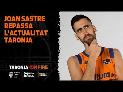 Joan Sastre repasa la actualidad Taronja
