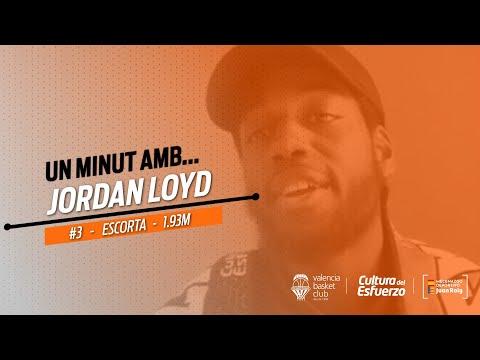 1 minuto con… Jordan Loyd
