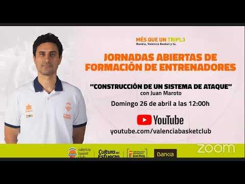 Jornada abierta de formación online con Bankia: Juan Maroto (Inicio 12h)