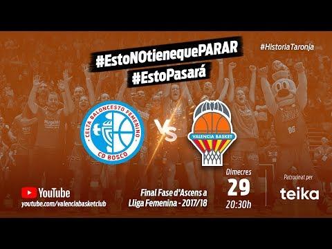 Final fase de ascenso a Liga Femenina: RC Celta Zorka vs VBC