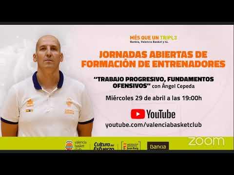 Jornada abierta de formación online con Bankia: Ángel Cepeda (Inicio 19h)
