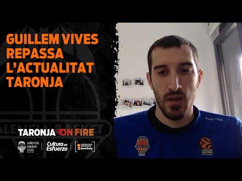 Guillem Vives repasa la actualidad Taronja