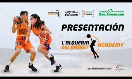 L'Alqueria del Basket presenta L'Alqueria Academy