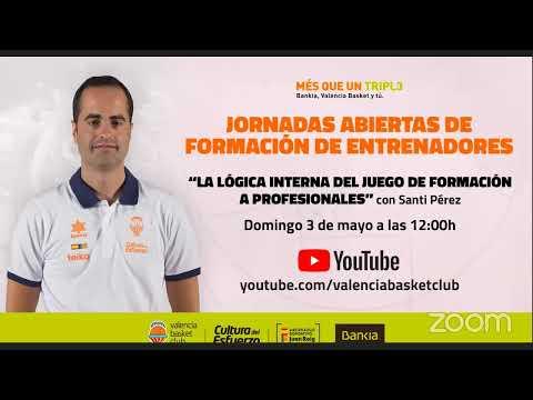 Jornada abierta de formación online con Bankia: Santi Pérez (Inicio 12h)
