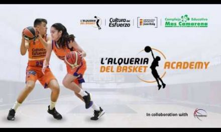 L'Alqueria Academy: this is L'Alqueria del Basket (ENG)