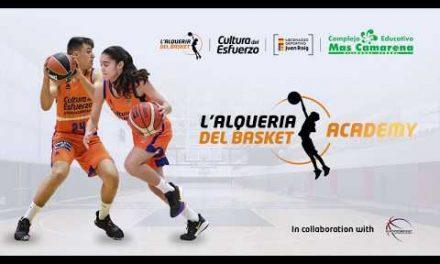 L'Alqueria Academy: así es L'Alqueria del Basket