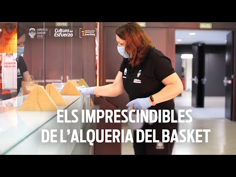 Los imprescindibles de L'Alqueria del Basket