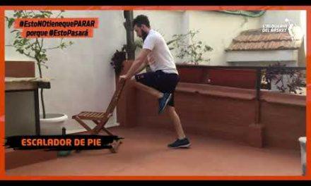 En forma con L'Alqueria del Basket – Borja Ricart 2