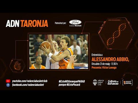 ADN Taronja – Capítulo 5 – Alessandro Abbio