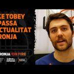 Mike Tobey repasa la actualidad taronja